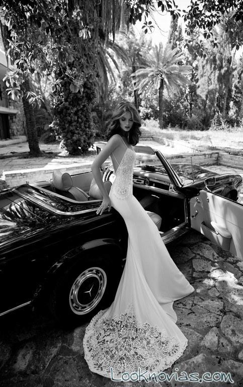 vestido romántico flora bridal