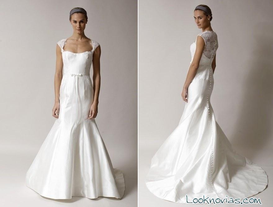 vestido sirena Alyne Bridal