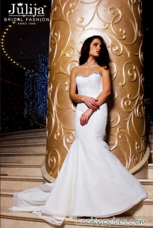 vestido sirena blanc julija bridal