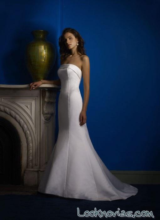 vestido sirena novias robert bullock