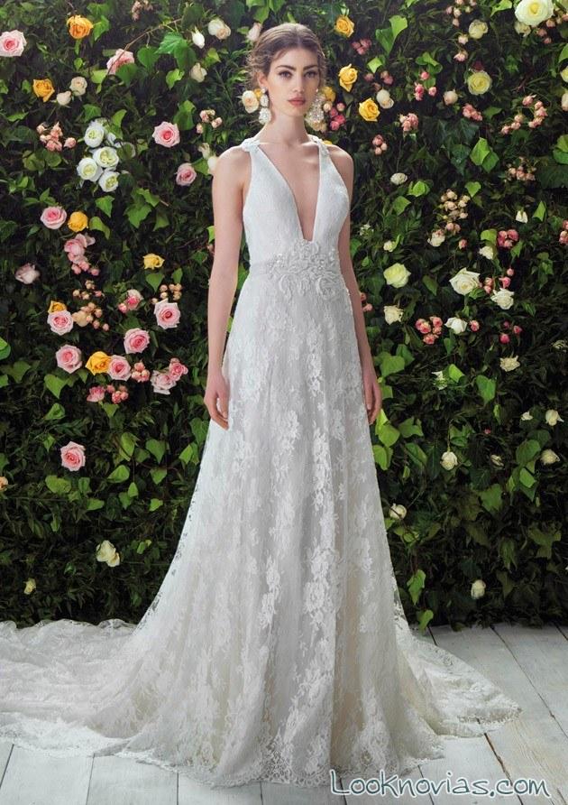 vestido tirantes blumarine 2017 blanco