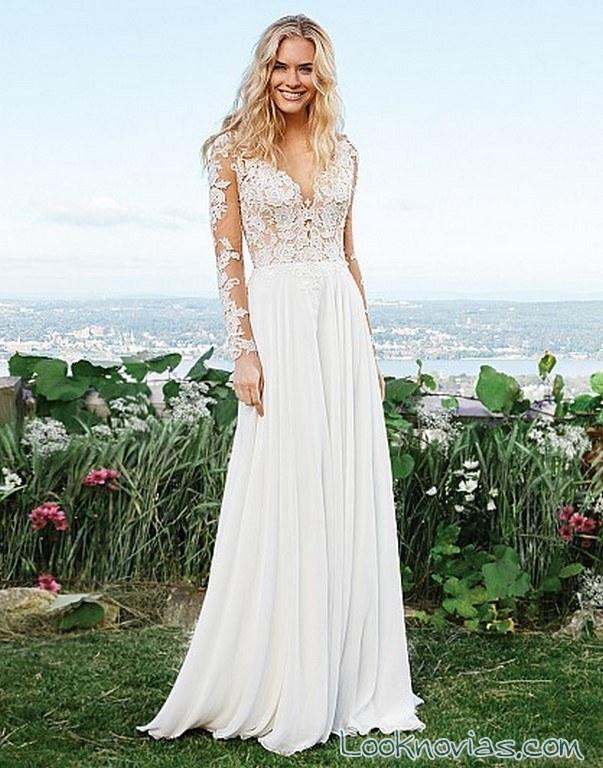 vestido vaporoso lillian west