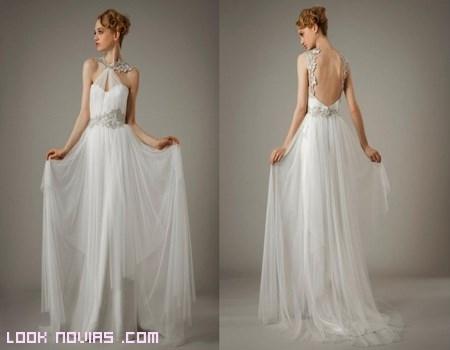 Vestidos de novia con apliques