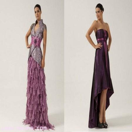 vestidos elegantes para invitadas