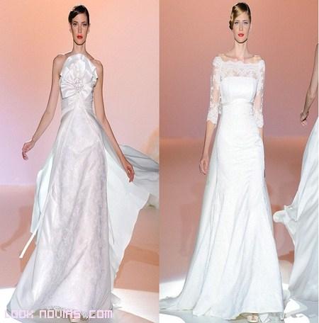 colecciones de novia 2012