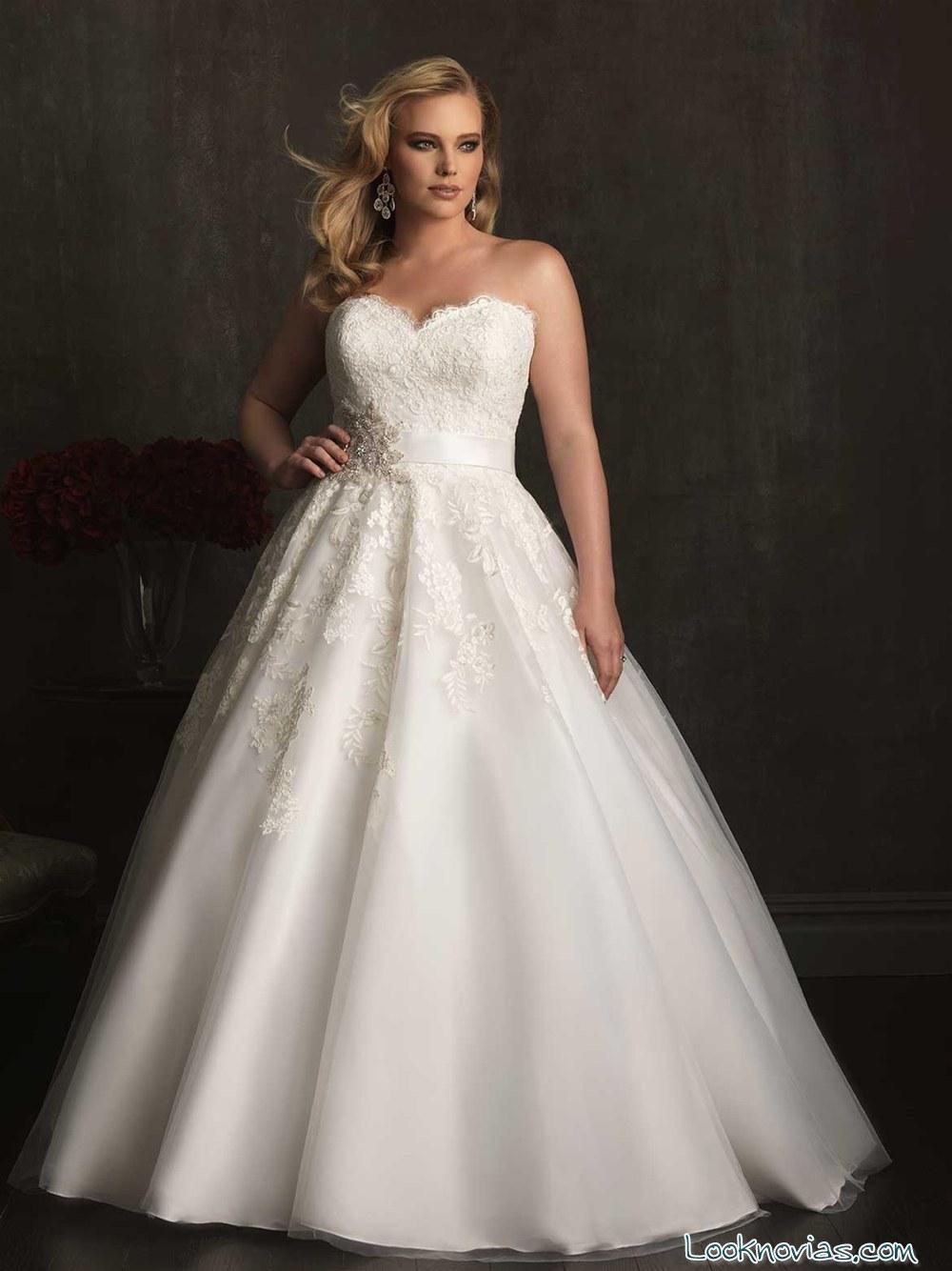 vestidos allure woman en blanco