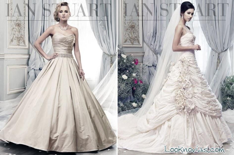 vestidos alta costura de ian stuart