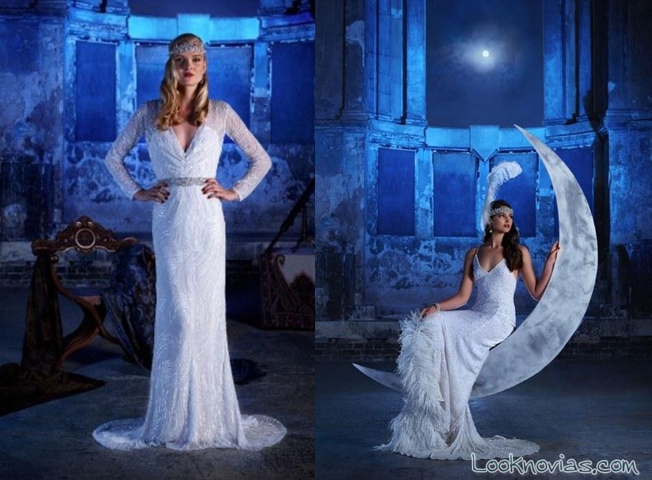 vestidos blancos novias eliza jane howell