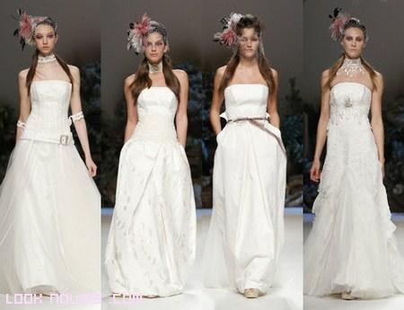 Escotes novias 2013