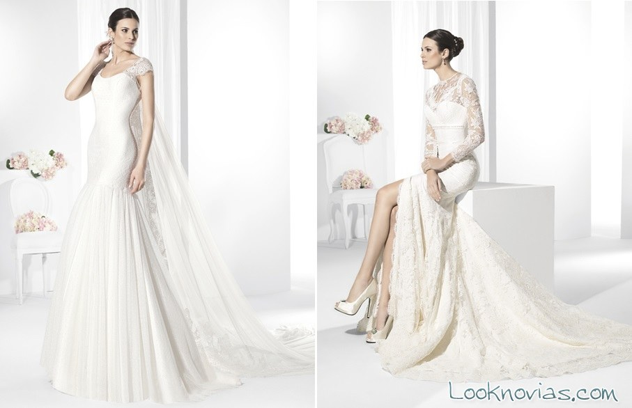 vestidos colección 2015 de Franc sarabia