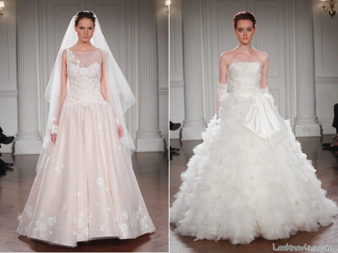 vestidos colección 2015 peter langner