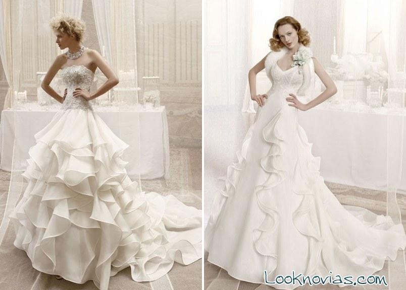 vestidos colección romeo and juliet