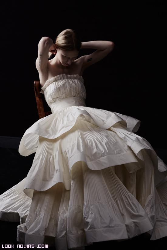 vestidos originales Lanvin