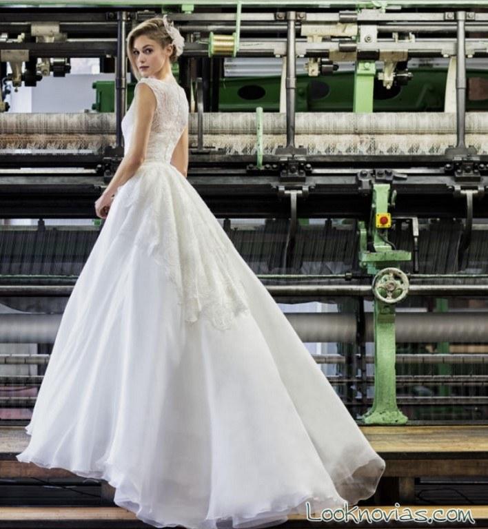 vestidos cymbeline con escotes en espalda