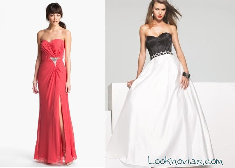 vestidos de colores faviana