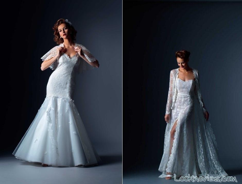 vestidos de la colección movimiento de cymbeline