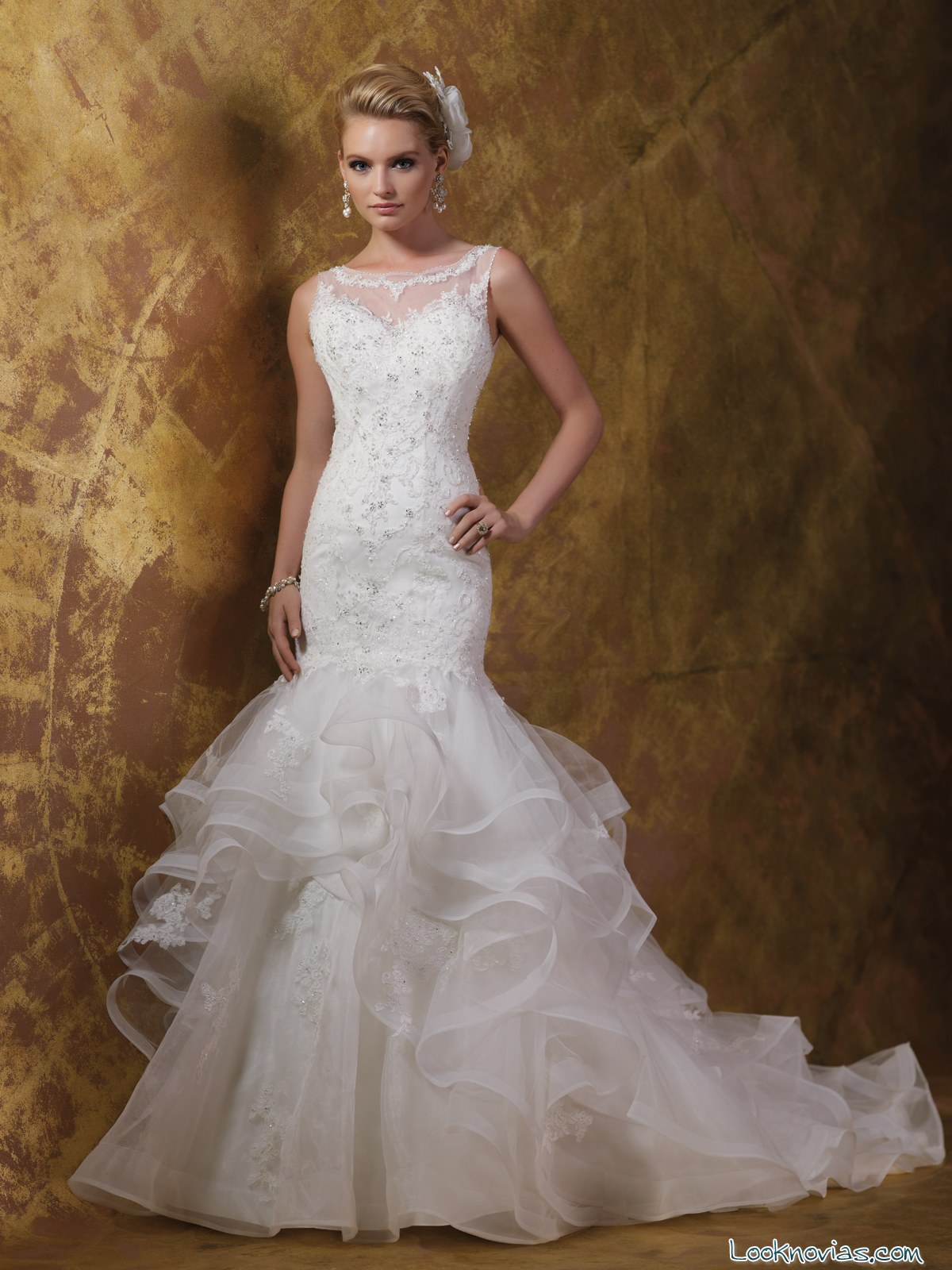 vestidos de novia 2015 de james clifford