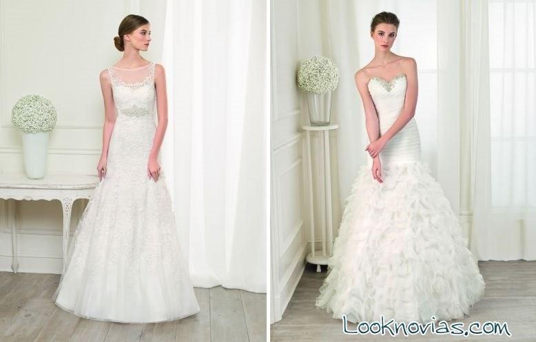 vestidos de novia Adriana alier