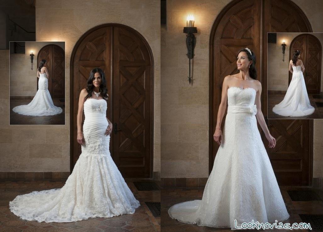vestidos de novia anjoline bridal
