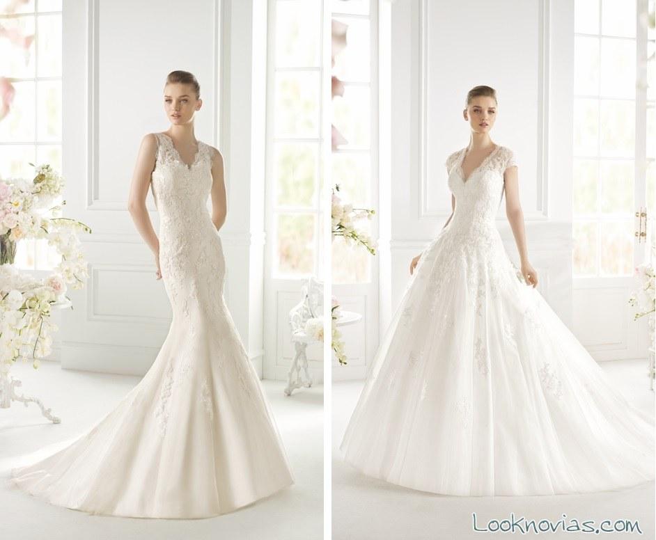 vestidos de novia avenue diagonal 2015