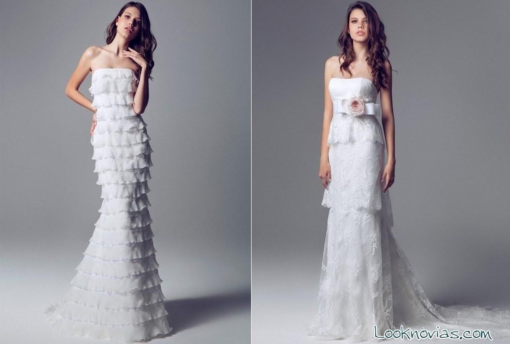 vestidos de novia blumarine