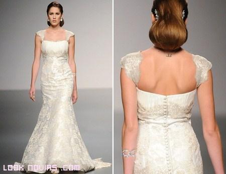 vestidos corte sirena 2013