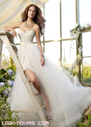 vestidos de novia atrevidos