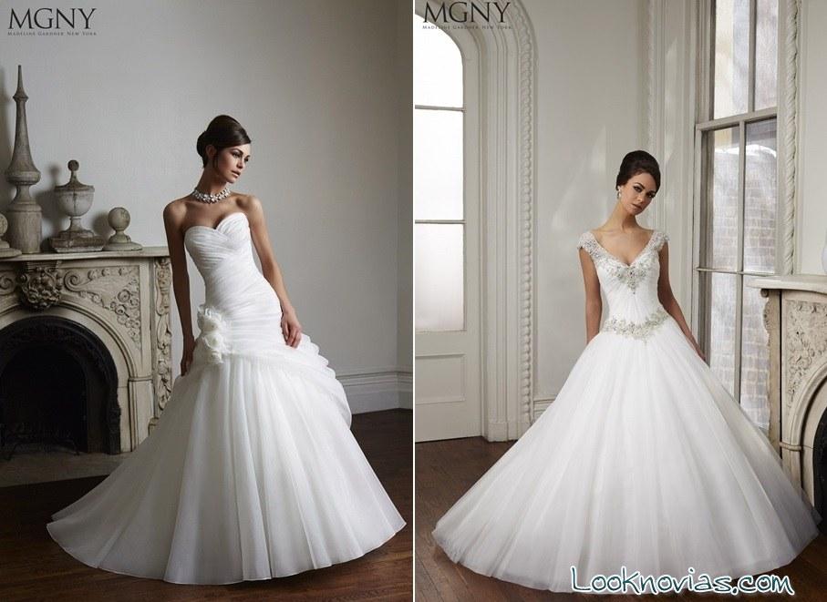 vestidos de novia Madeline Gardner