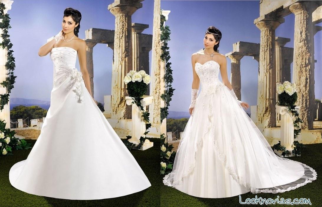vestidos de novia miss kelly