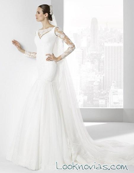 vestidos de novia nueva colección franc sarabia
