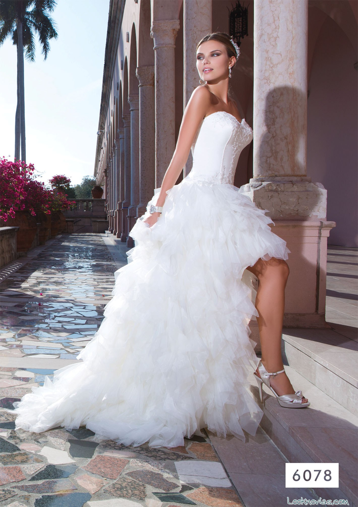 Vestidos de novia Sweetheart