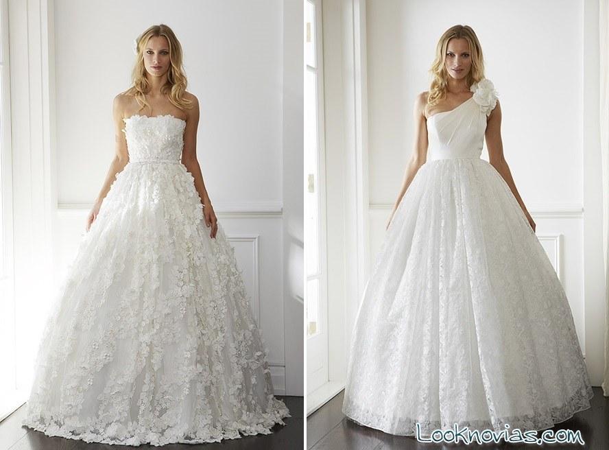 vestidos de novia vintage Lisa Gowing