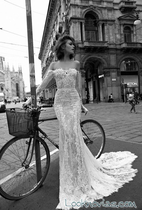 Vestidos elegantes de Liz Martinez