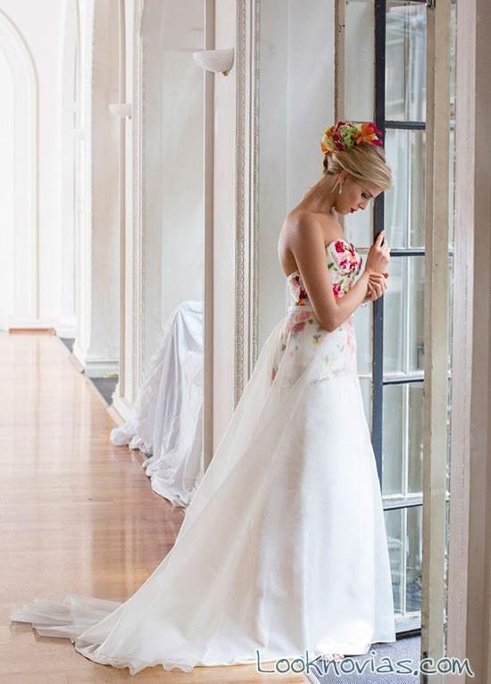 vestidos en color louise alvarez
