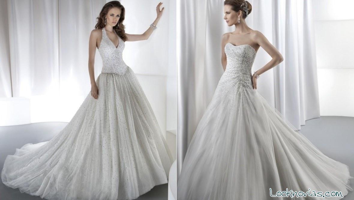 vestidos joya Demetrios Bridal