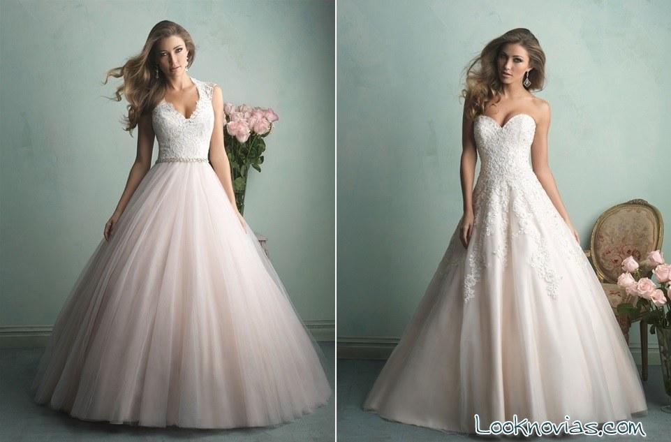 vestidos novias allure
