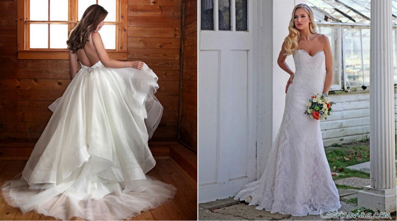 vestidos novias colección marisa bridal