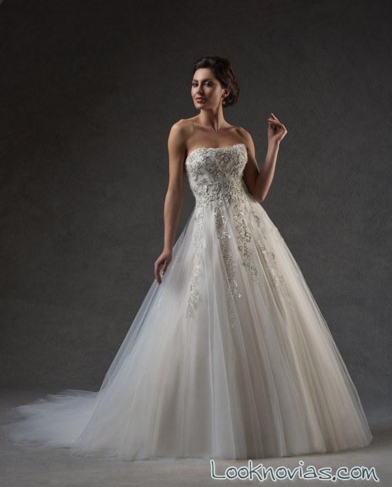 vestidos novias nuevas colecciones de moda