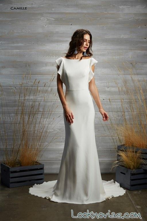 vestidos novias tara lauren