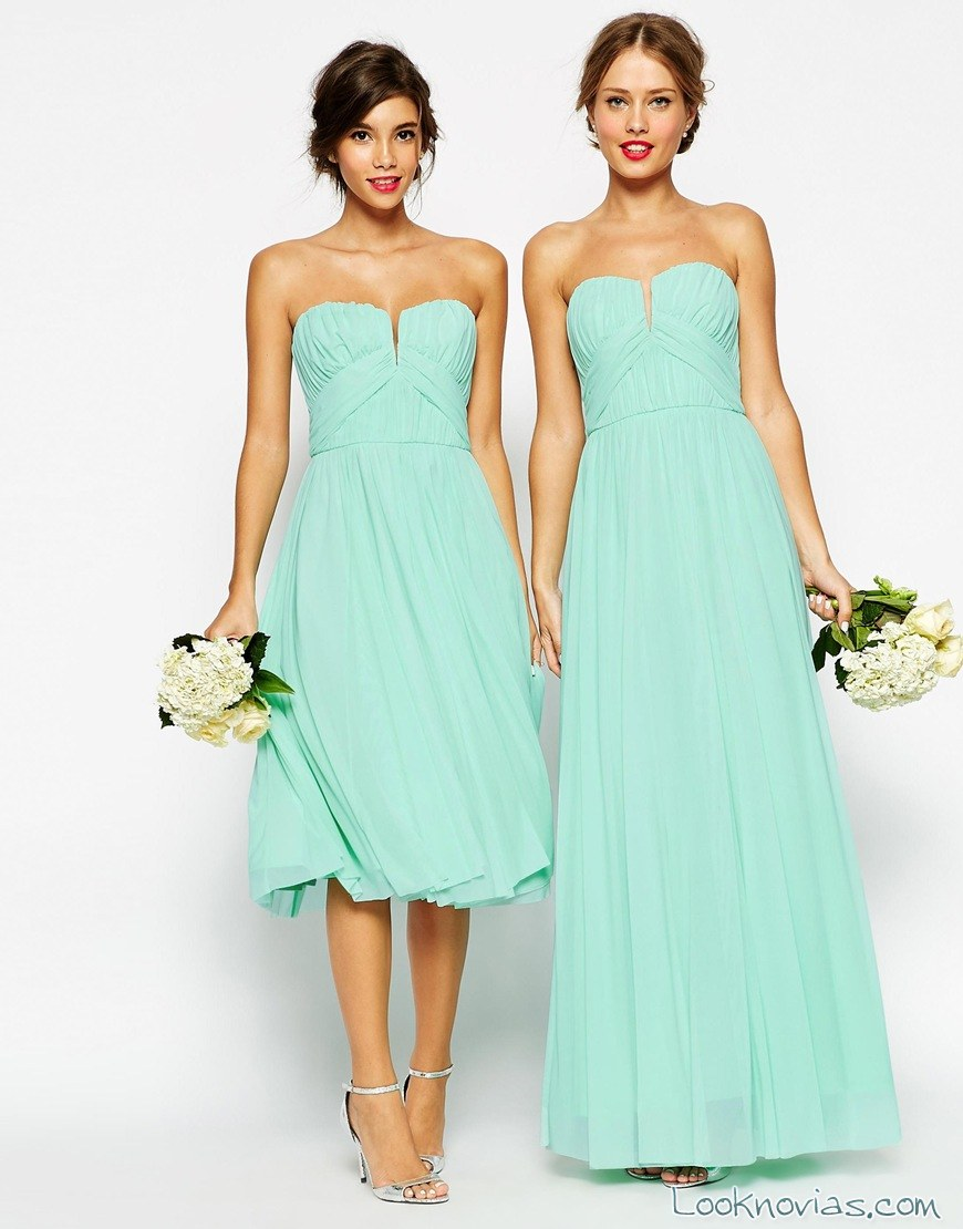 vestidos para boda de asos