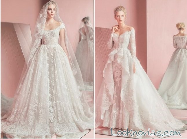 vestidos princesa de zuhair murad