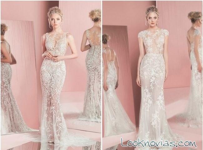 vestidos rectos zuhair murad 2016