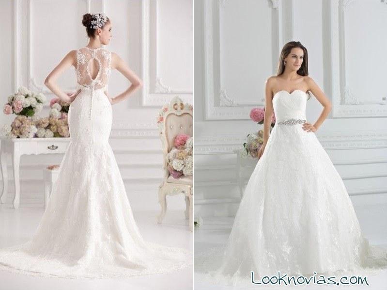 vestidos románticos darcia gown