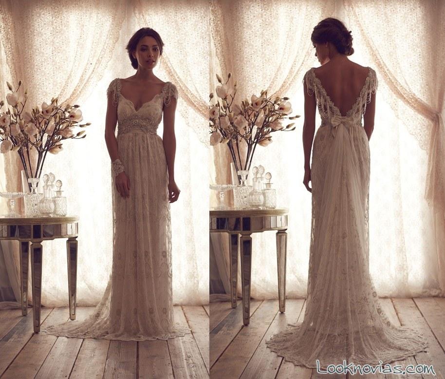 vestidos vintage anna campbell