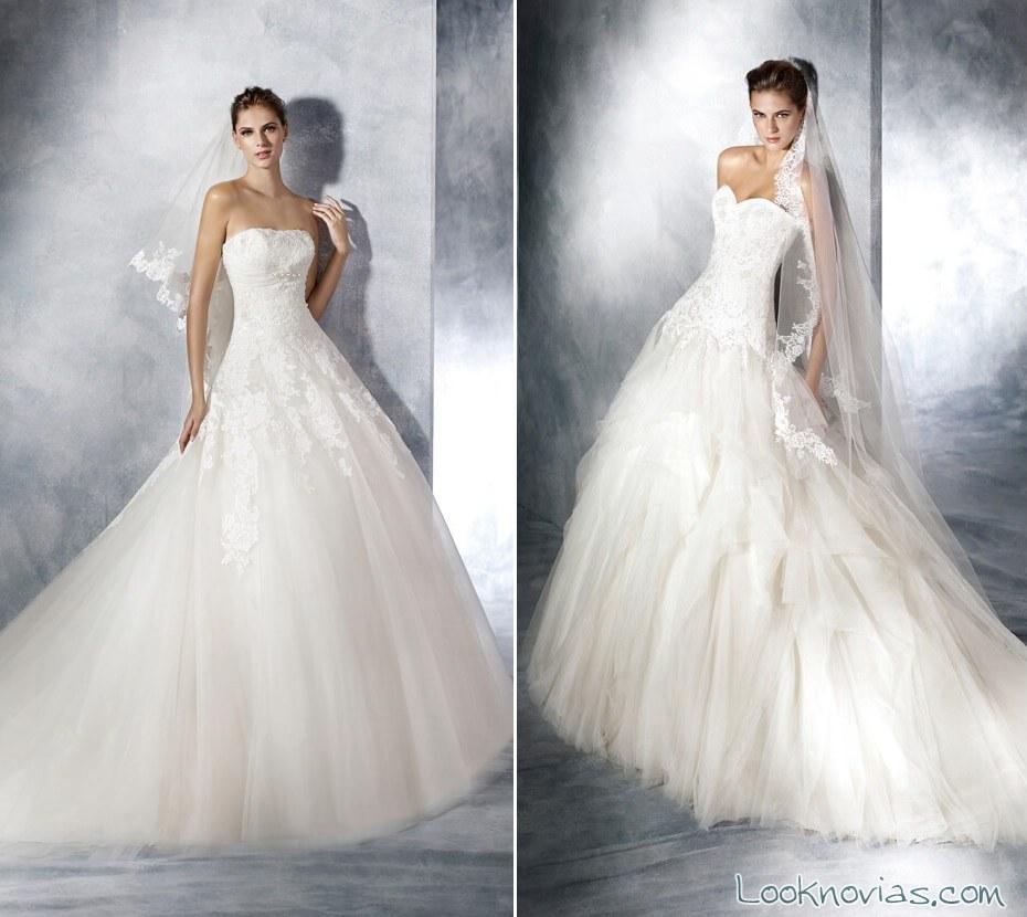 vestidos white one 2016 princesas