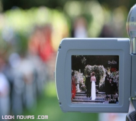 vídeo de bodas profesional