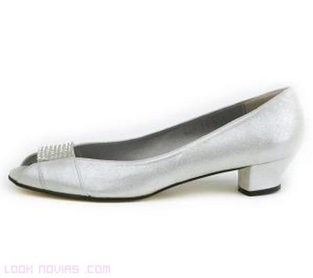 zapatos corte salón bajos