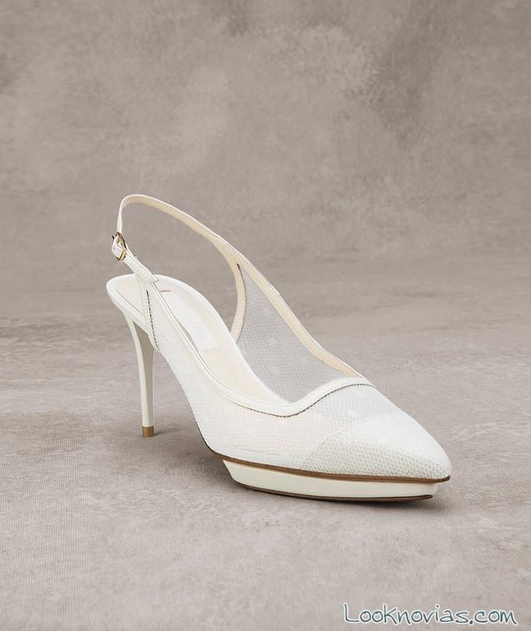zapatos 2016 en blanco