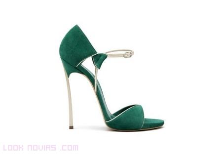 zapatos de ante en colores