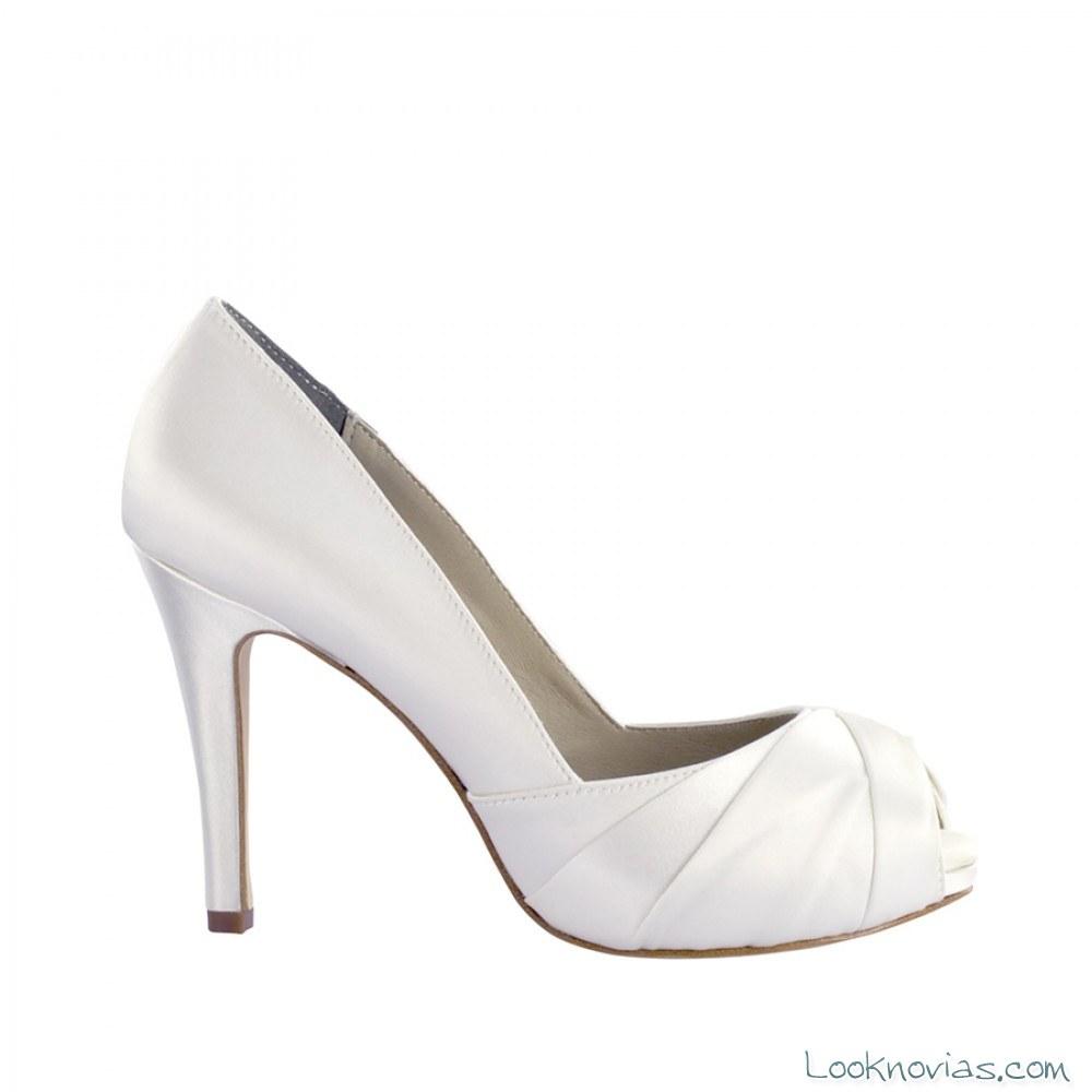 zapatos salón para novia